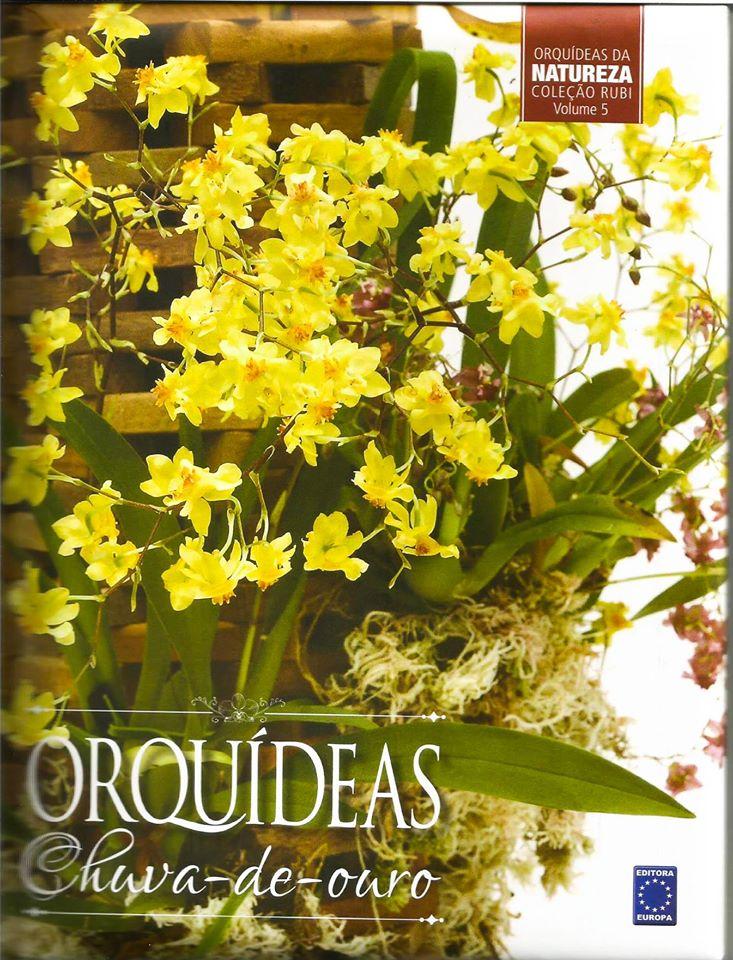 Resultado de imagem para Orquídeas da Natureza – Coleção Rubi – Vol. 5